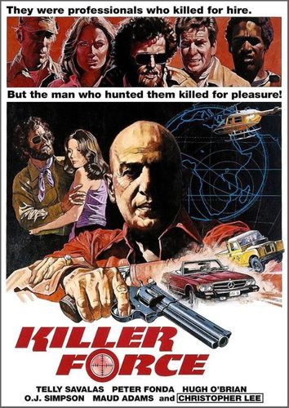 Killer Force [DVD] [English] [1975] 30785184