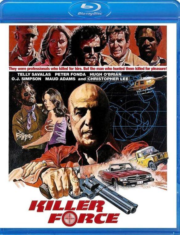 Killer Force [Blu-ray] [1975] 30785193