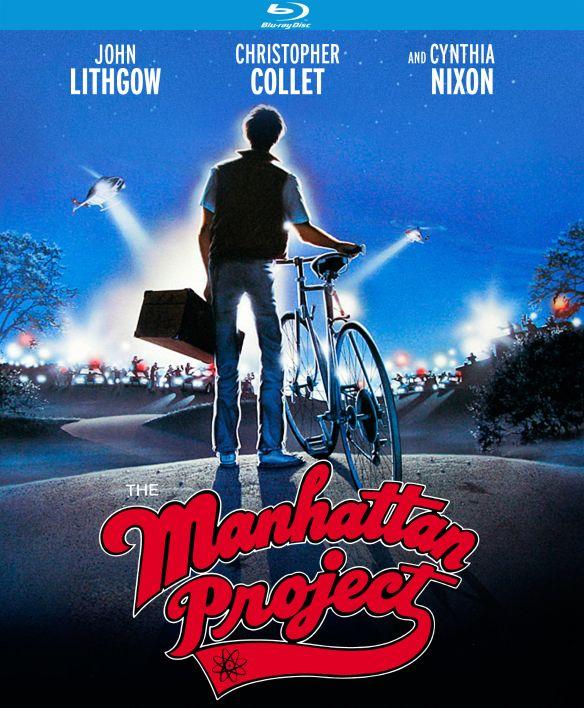 The Manhattan Project [Blu-ray] [1986] 30785358