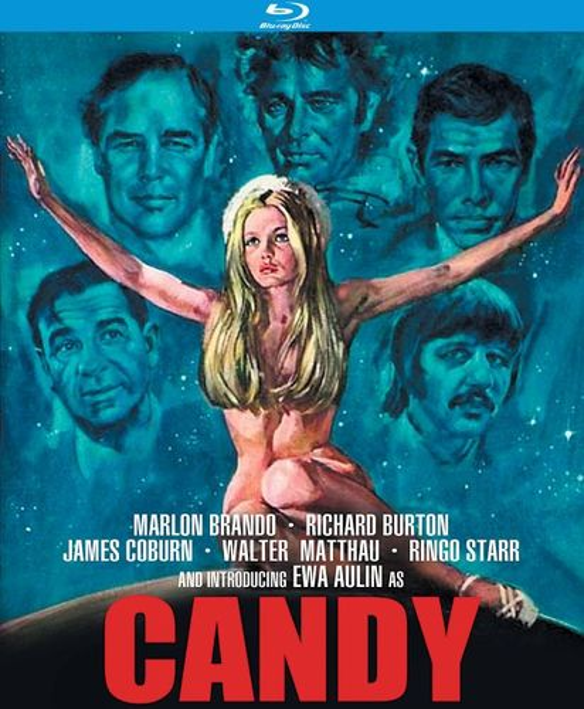 Candy [Blu-ray] [1968] 30786156
