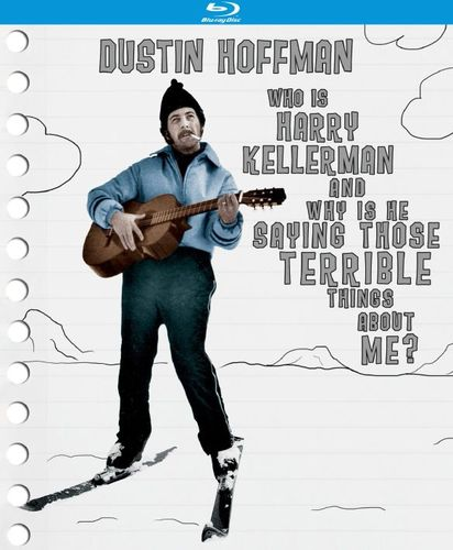 Who Is Harry Kellerman and Why Is He Saying Those Terrible Things About Me? [Blu-ray] [1971] 30786183