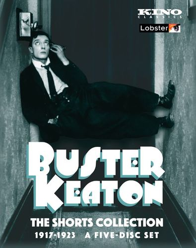 Buster Keaton: The Shorts Collection [5 Discs] [DVD] 30786252