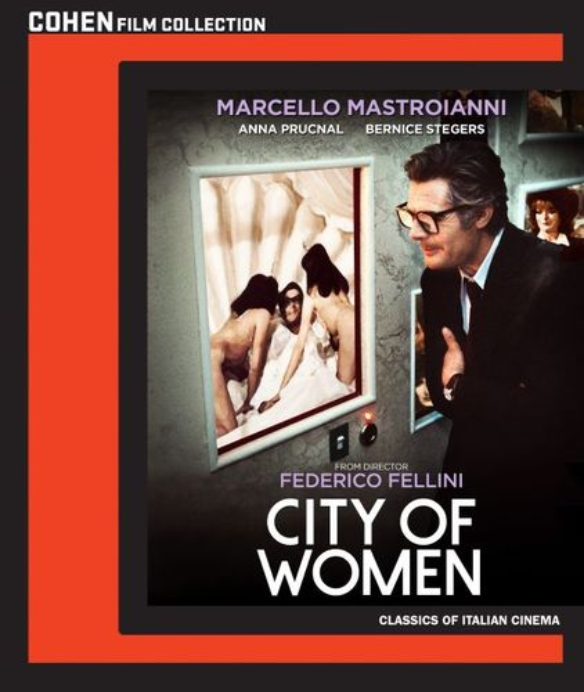 City of Women [Blu-ray] [1980] 30786393