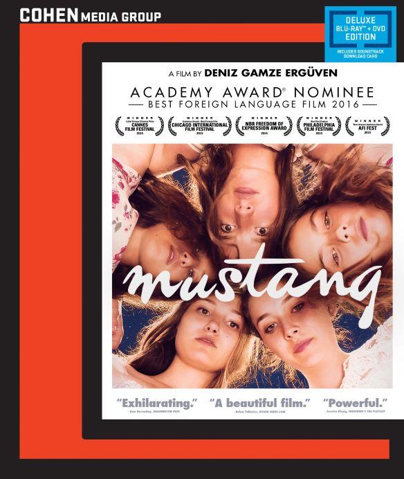 Mustang [Blu-ray/DVD] [2 Discs] [2015] 30786426