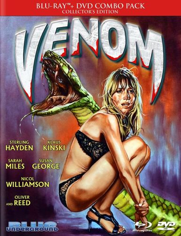 Venom [Blu-ray] [2 Discs] [1981] 30786453