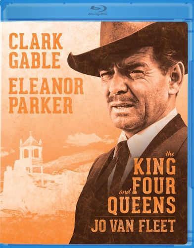 The King and Four Queens [Blu-ray] [1956] 30786515