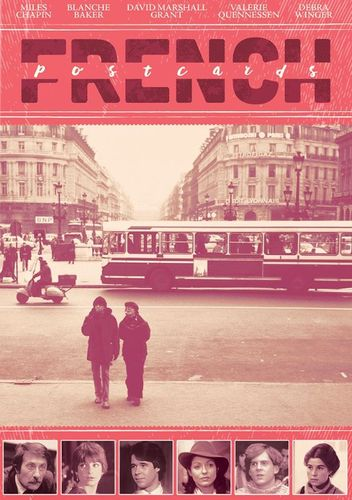 French Postcards [DVD] [1979] 30786551