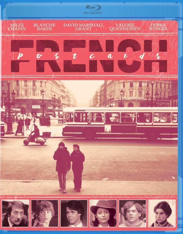 French Postcards [Blu-ray] [1979] 30786579