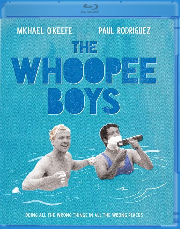 The Whoopee Boys [Blu-ray] [1986] 30786615