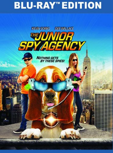 Junior Spy Agency [Blu-ray] [2011] 30787614