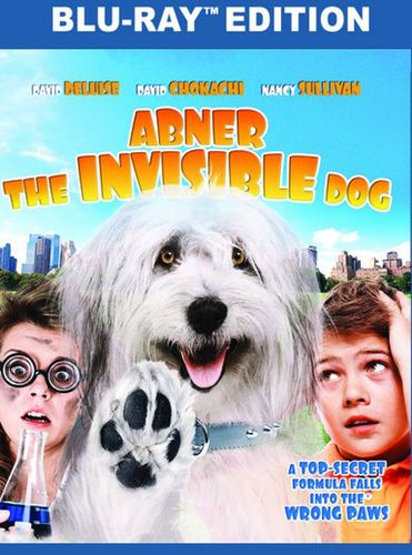Abner, the Invisible Dog [Blu-ray] [2013] 30787741