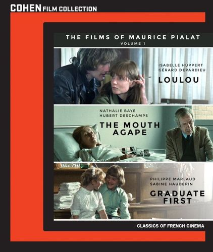 The Films of Maurice Pialat, Volume 1 [Blu-ray] 30805182