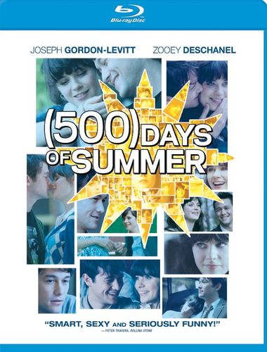 500 Days of Summer [Blu-ray] [2009] 30810588