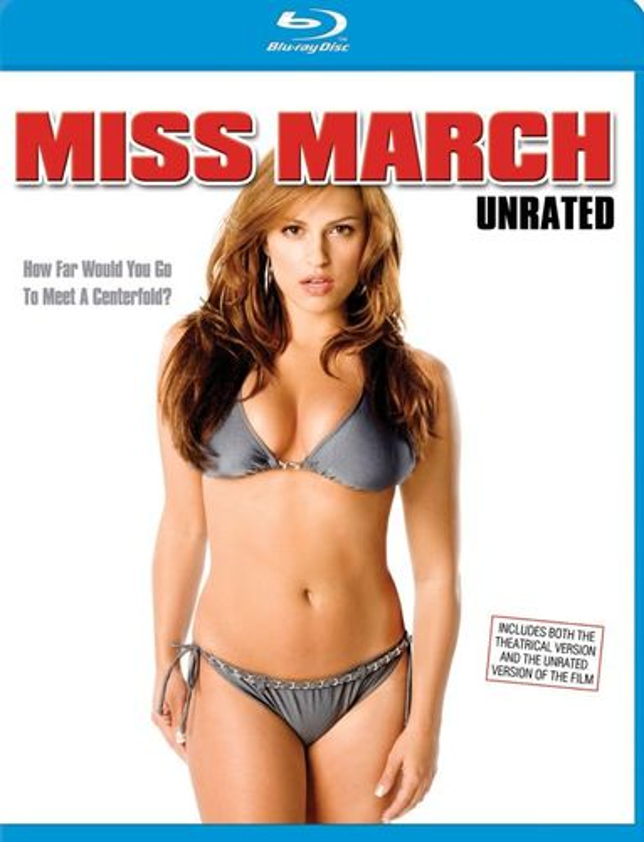 Miss March [Blu-ray] [2009] 30810597