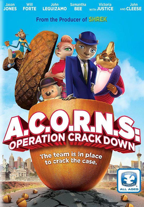 A.C.O.R.N.S: Operation Crackdown [Blu-ray] [2015] 30812214
