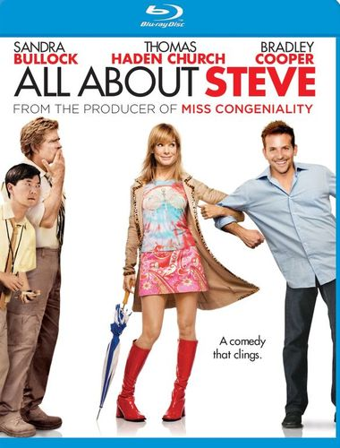 All About Steve [Blu-ray] [2009] 30818194
