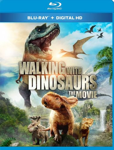 Walking with Dinosaurs: The Movie [Blu-ray] [2013] 30818419