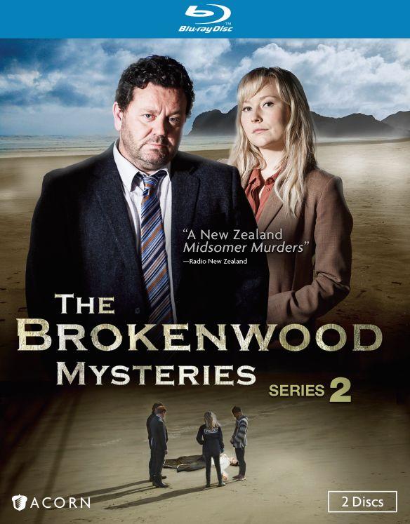 The Brokenwood Mysteries: Series 2 [Blu-ray] 30867163