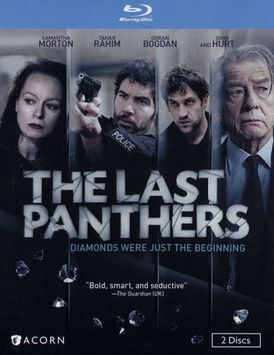 The Last Panthers [Blu-ray] 30867205