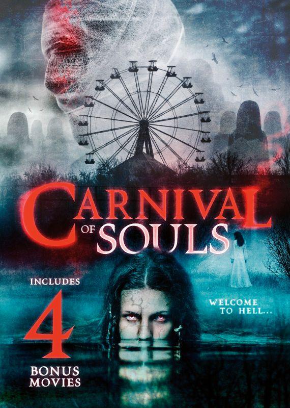 Carnival of Souls: Includes 4 Bonus Movies [DVD] 30877433