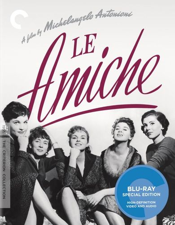 Le Amiche [Criterion Collection] [Blu-ray] [1955] 30880142