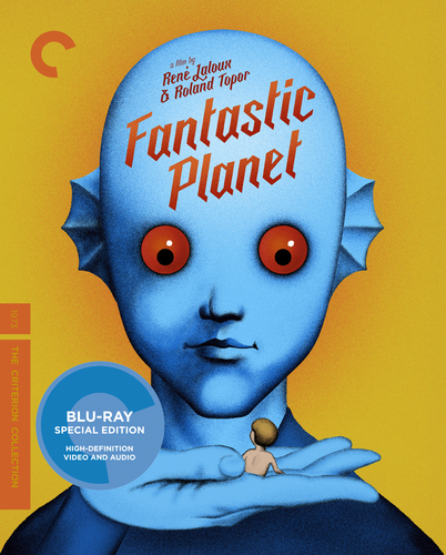 Fantastic Planet [Criterion Collection] [Blu-ray] [1973] 30880197