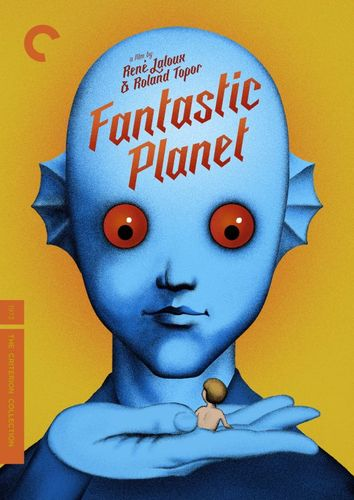 Fantastic Planet [Criterion Collection] [DVD] [1973] 30880211