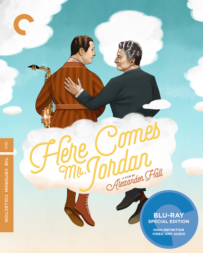 Here Comes Mr. Jordan [Criterion Collection] [Blu-ray] [1941] 30880248