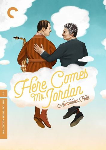 Here Comes Mr. Jordan [Criterion Collection] [DVD] [1941] 30880257
