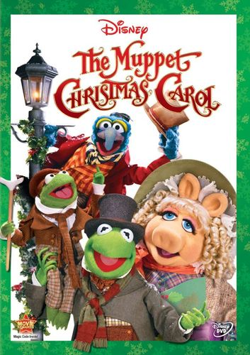 The Muppet Christmas Carol [Blu-ray] [1992] 30881187