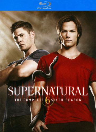Supernatural: The Complete Sixth Season [4 Discs] [Blu-ray] 3088332