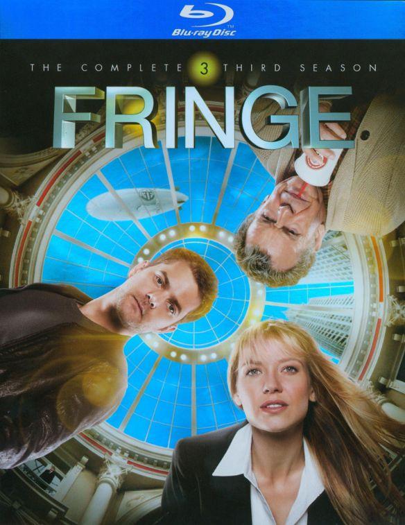 Fringe: The Complete Third Season [4 Discs] [Blu-ray] 3088696