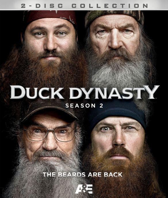 Duck Dynasty: Season 2 [2 Discs] [Blu-ray] 3089018
