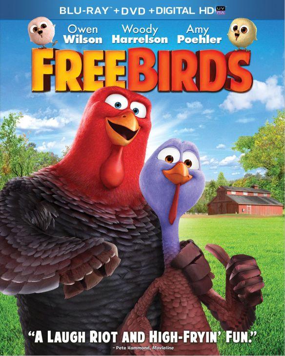 Free Birds [Blu-ray] [2013] 3089072