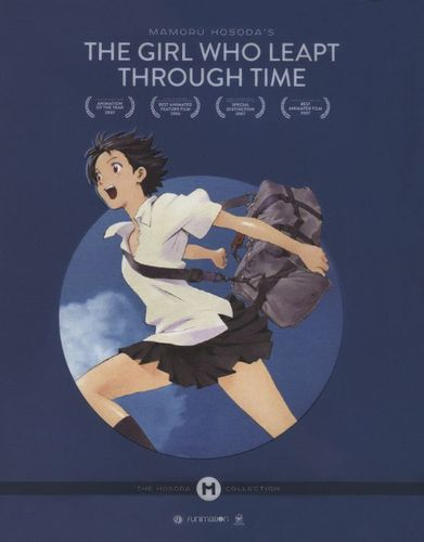The Girl Who Leapt Through Time [Hosoda Collector's Edition] [Blu-ray] [2006] 30896569