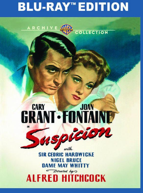 Suspicio [Blu-ray] [1941] 30922186