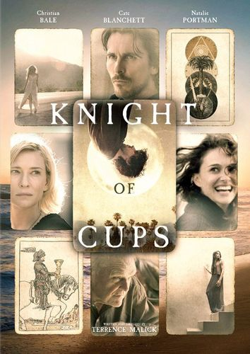Knight of Cups [DVD] [2015] 30934203