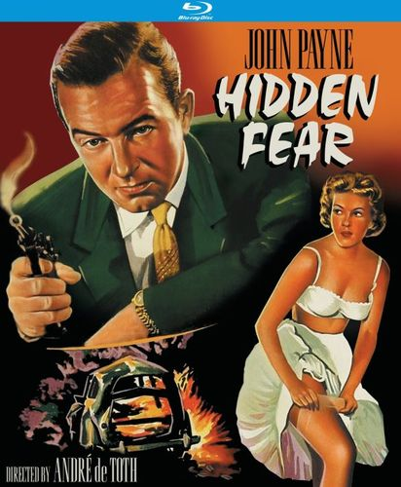 Hidden Fear [Blu-ray] [1957] 30949345