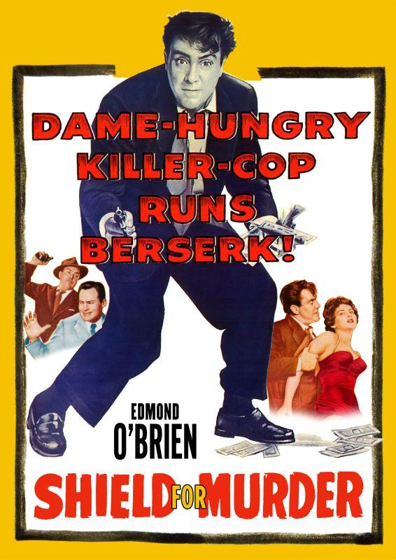 Shield for Murder [DVD] [1954] 30949363