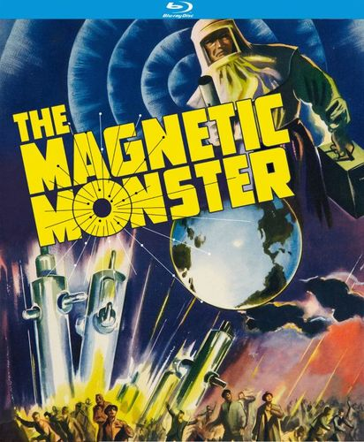 The Magnetic Monster [Blu-ray] [1953] 30952167