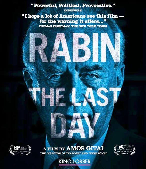 Rabin, the Last Day [Blu-ray] [2015] 30952313