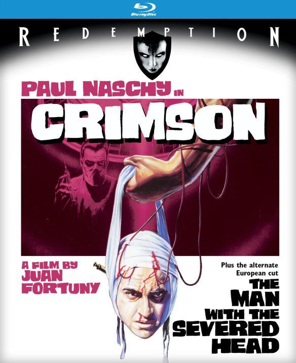 Crimson [Blu-ray] [1973] 30952395