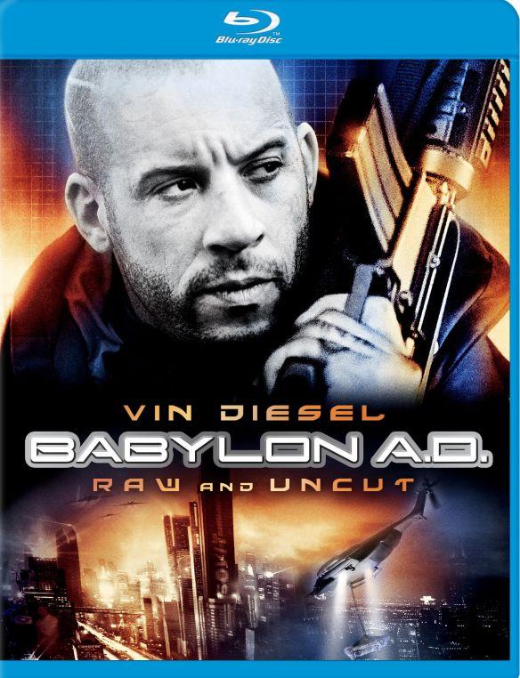Babylon A.D. [Blu-ray] [2008] 30956163