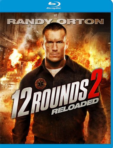 Image of 12 Rounds 2: Reloaded [Blu-ray] [2013]