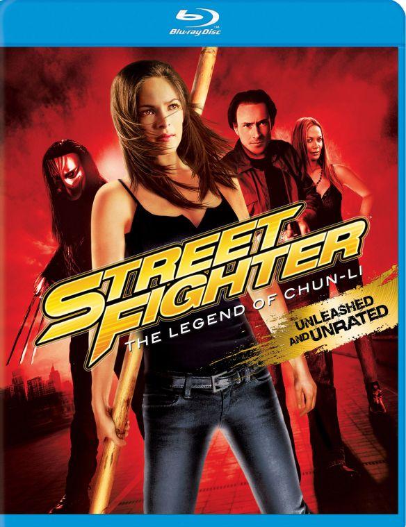 Street Fighter: The Legend of Chun-Li [Blu-ray] [2009] 30962254