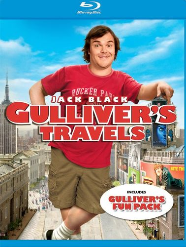 Gulliver's Travels [Blu-ray] [2010] 30962281