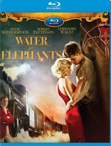 Water for Elephants [Blu-ray] [2011] 30962359