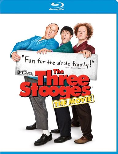 The Three Stooges [Blu-ray] [2012] 30962455
