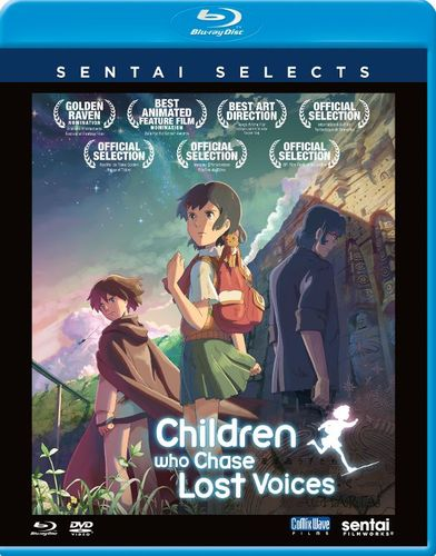 Children Who Chase Lost Voices [Blu-ray/DVD] [4 Discs] [2011] 30968221