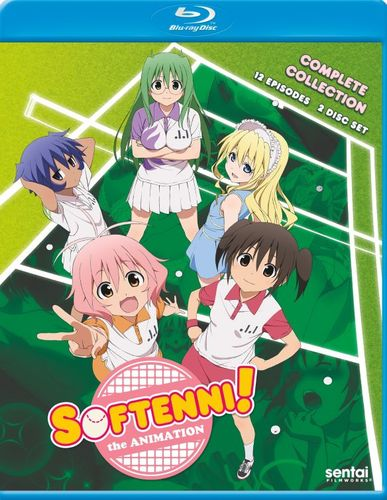 Softenni!: The Complete Collection [Blu-ray] 30968294